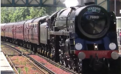 Seaford 150 with Oliver Cromwell