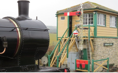 Swanage Railway Works Outing Gala 2018